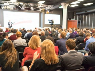 press conference © elen31 / fotolia.com