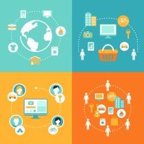 Sharing Economy and Collaborative Consumption (© juliabatsheva / Fotolia.com)