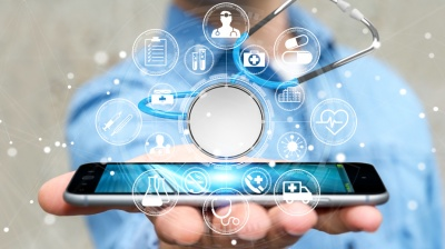Global Mobile Health Market  (© sdecoret / Fotolia.com)