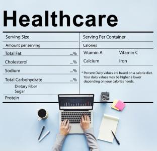 Nutrition Supplement Wellness Healthcare (© Rawpixel / Fotolia.com)