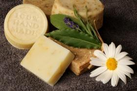 Handmade soaps (© Vulkanismus / Fotolia.com)