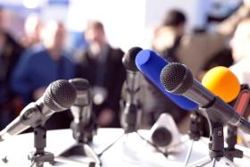 Press conference (© Wellphoto / Fotolia.com)