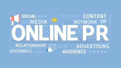 Online PR concept / Fotolia.com (© artinspiring)