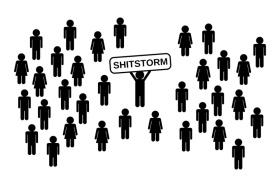 PR Shitstorm (© buyman / Fotolia.com)
