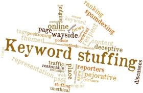 Word cloud for Keyword stuffing (© intheskies / Fotolia.com)