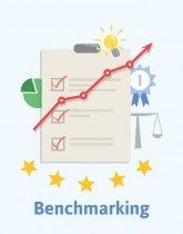 Benchmarking concept illustration (© Tatyana / Fotolia.com)
