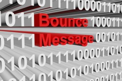Bounce Message (© profit_image / Fotolia.com)
