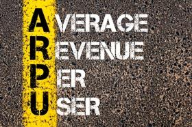 ARPU – Average revenue per user (© stanciuc / Fotolia.com)