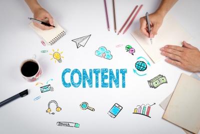 Content Concept (© tumsasedgars / Fotolia.com)