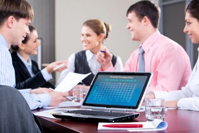 business conference (© pressmaster / Fotolia.com)