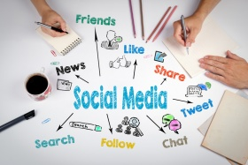 Social Media Marketing (© tumsasedgars / Fotolia.com)