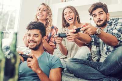 Video Game (© ivanko80 / Fotolia.com)