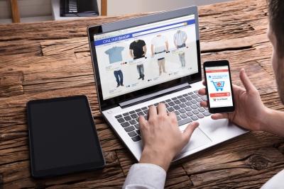 Authority website for online shopping. (© Andrey Popov - Fotolia.com)