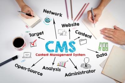 CMS - Content Management System (© Tumsasedgars - Fotolia.com)