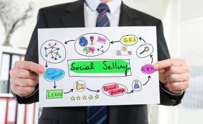 Social Selling (© thodonal / Fotolia.com)