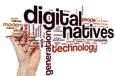 Digital natives. (© Ibreakstock - Fotolia.com)