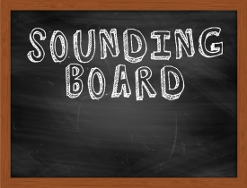 Sounding Board (© Ionut Catalin Parvu / Fotolia.com)