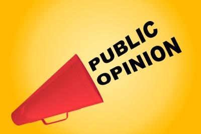 Public Opinion (© hafakot / Fotolia.com)