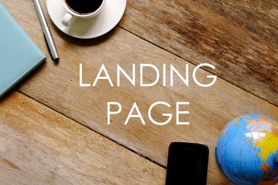 Landing Page (© Mohamad Faizal / Fotolia.com)