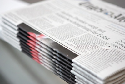 Cite a Newspaper Article (© Franz Pfluegl / Fotolia.com)