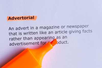 Advertorial  (©  tutul_1410 / Fotolia.com)