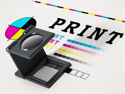 Printing Ink (© Cigdem / Fotolia.com)